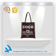 The latest fashionable high quality pu hand bag custom logo PU handbags for lady