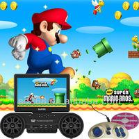 Portable Dvd Player With Av Input ,divx player factory on sale