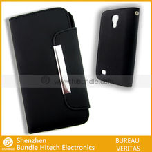 New mobile phone Leather Case for Samsung Galaxy S4 Mini i9190