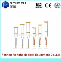 High quality and cheap adjustable walking stick forearm crutches