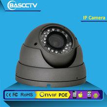 H.265 4.0 Megapixles CCTV Dome IP Camera