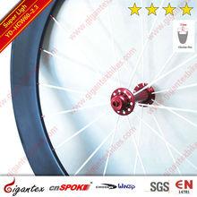 「割引販売]自転車ホイール高品質リム台湾製ハブつき60mmリム高さ25.0mmリム幅