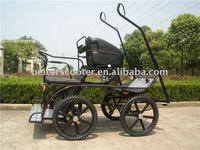 hcaballo de rueda del carro Manufacturers selling elegant horse carriage wheels