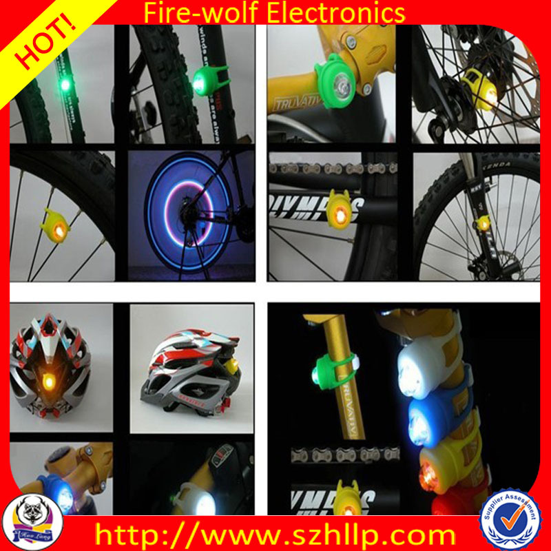 Bicycle Light Wholesale Bike Accessories Wheel Led Bike Light