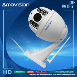wholesale Q8540 HD Weatherproof 2.0 Megapixel pan tilt zoom 4X Zoom IR Night Vision cctv camera High Speed dome