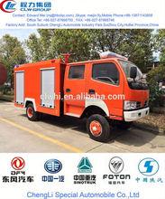 1000~3000 liter water/foam inflatable fire truck