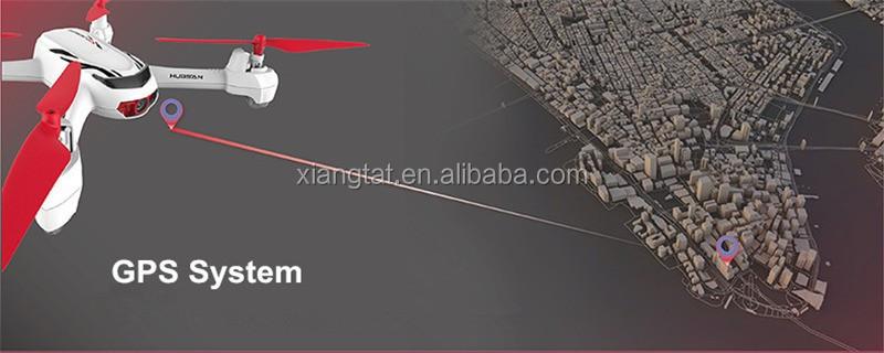 Original Real Hubsan X4 H502E With 720P HD Camera GPS Altitude Mode RC Quadcopter Drone RTF