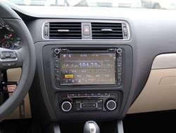 Car navigation system for skoda fabia/volkswagen touran car radio navigation system/skoda car audio system