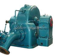 Hydro Power water turbine / 1500kw Pelton turbine/Hydropower plant