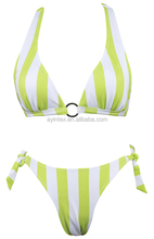 Factory Direct 2014 New Style Slim Hot Bikini Photo Nylon/Spandex OEM