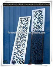 Custom Made Interior Laser Cut Stainless Steel Room Divider for Home Decoration