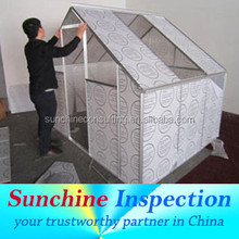 China Inspection and Quality Control Services / Sunchine Inspection Experienced QC Team in China and Asia