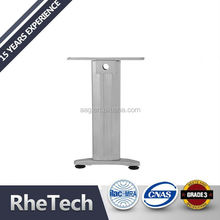 Most Popular Best Quality Competitive Price Triangular Shape Adjustable Steel Table Legs