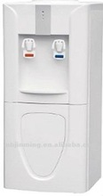 comperssor cooling machine hot and cold water dispenser with refrigerator