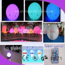 New inflatable leds for balloons /advertising balloon