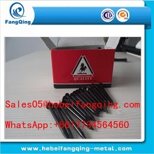 Steel nail / concrete nail used for colorful fiberglass asphalt roof tiles prices