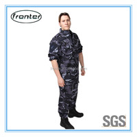 Navy Color Army Uniform British Army Officer Uniform for Army Men