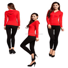 seamless knitted underwear hot sell long sleeve with hat