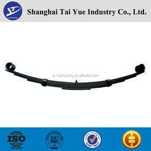 High Quality Leaf Spring Used in Trailer, Light Vehicle, Bus, Truck ,Semitrailer