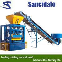 hot brand!!! QT4-24 simple block making machine florida usa for sale in 2014