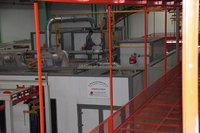 Diesel oil, gas, coal, electricity, biomass fuel heating oven