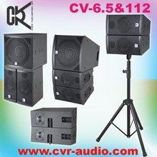 2015 CVR mini line array speaker+line array sound system +mini digital speaker system