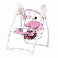 automatic swing/baby sitting chair/safety baby swing chair