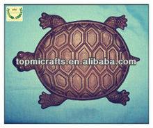 Metal tortoise Door Mat