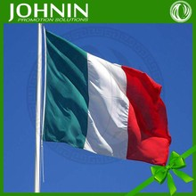 2015 italia promotions flags silk printing for buy italian flag