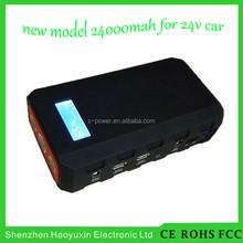 Car Accessory 24000mah Auto Mini Car Battery Jump Starter