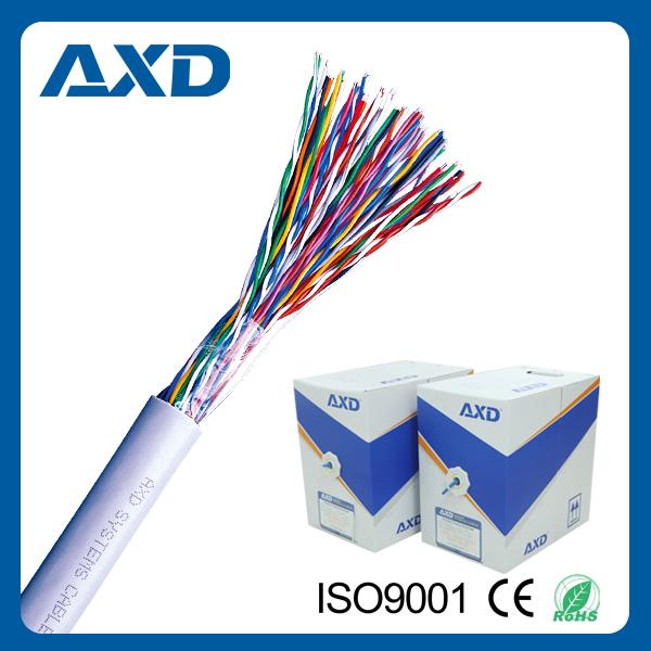 Axd usine prix communication c ble multiconducteur 16 for Cable telephonique exterieur