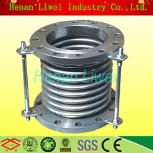Ideal Piping Solution Stainless Steel Corrugated Expansion Joint