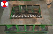 metal carrinho de mão bandeja de molde