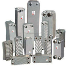 Brazed plate heat exchanger BVB30 german technology double wall heat exchanger