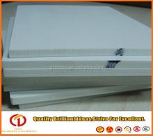 2015 white and black china 0.5g/cm3 PVC sheet