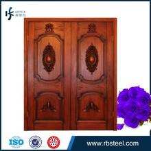 wholesale Antique Imitation Style wood door designs in pakistan