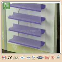 Customized superior shangri-la window blinds hole punch