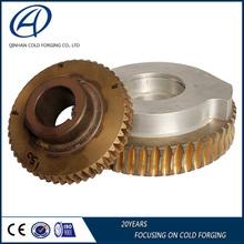 Forged OEM brass worm gear wheel/worm gear