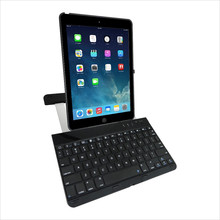 mini USB port 9.7 Inch wireless Bluetooth Keyboard case For iPad Air with 360 Degree Rotating foldable keyboard bluetooth