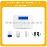 Wireless Keypad Alarm Dual Network GSM/PSTN Smart Home Alarm 315/433/868MHz