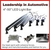 2014 hot sale 4'' 24W dual row LED light bar for SUV ATV Pick up