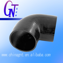 electrical insulating 45/90/135/180 degree coupler elbow silicone pipe