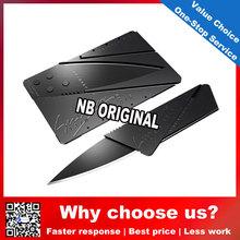 Credit card knife / Card shaped knife / novelly card knife