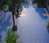 outdoor interlocking removable floor tiles PP suspended interlocking sports flooring for kindergarten