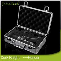 dark knight honor mod with ceramic heating tank glass drip tip gather huge vapor