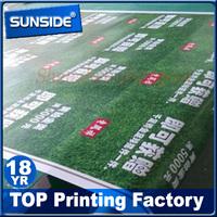 Removable vinyl ourdoor window sticker paper for kids
