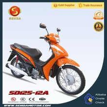 2015 China Suplier 125CC Cub Motorcycle for Sale HONGBAO SD125-12A