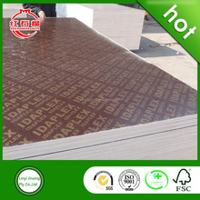 AA grade eucalyptus core film faced plywood / formwork plywood / shuttering plywood