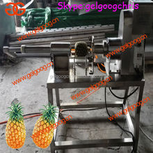 Pineapple Peeling and Core-off Machine/Pineapple Processing Machinery