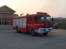 high quality fire-extinguishing foam tanker